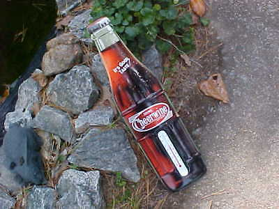 Cheerwine Thermometer  Sign soda advertising metal (Free Shipping)