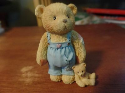 "1993 Enesco Cherished Teddies ""Child of Hope"" #1610"
