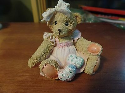 1992 Enesco Cherished Teddies Amy #1611