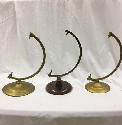 "Vintage 9"" World Globe Stands (One Stand.... Stand Only, No Globe)"