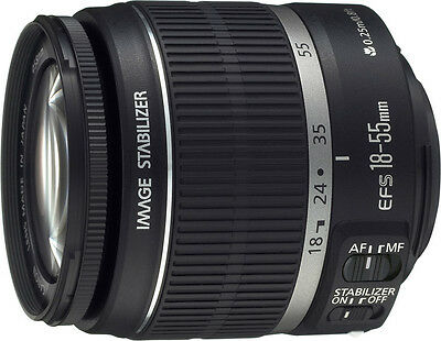 Brand New Canon EFS 18-55/3.5-5.6 IS II. Lens with USA & Canada warranty.