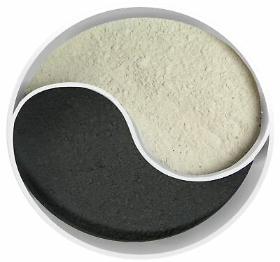Activated Charcoal and Bentonite Clay Food Grade Powder 100% from USA 8 oz. All