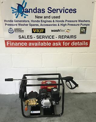 Petrol Pressure Washer Honda GX160, 5.5HP - OFFER EXTENDED DUE TO POPULAR DEMAND