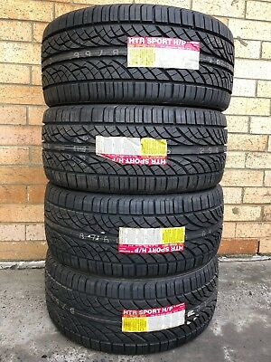 265/35/22 Sumitomo HTR Sport H/P X 4 Brand New Tyres
