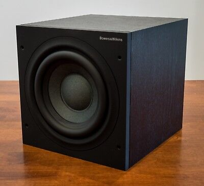b w asw 600 subwoofer made in usa aud picclick au. Black Bedroom Furniture Sets. Home Design Ideas