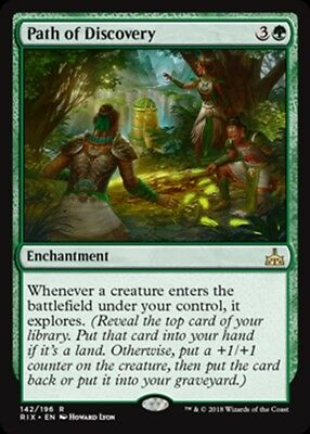 MTG Magic - (R) Rivals of Ixalan - Path of Discovery - NM/M