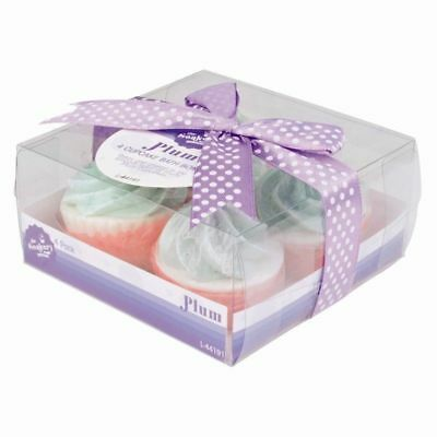 New Bath Cosmetic Bombs Gift Sets Pre Wrapped All With Free Postage (Pack Of 4)