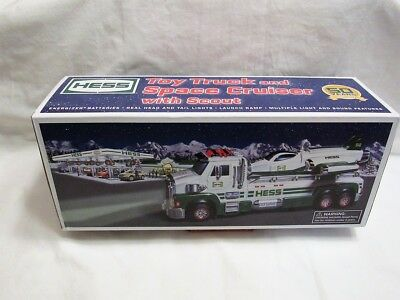 2014 Hess Truck.  50th ANNIVERSARY EDITION.  New In Box, Never Opened.