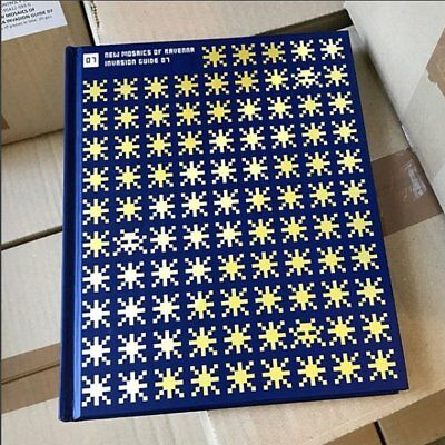 Invader New Mosaics of Ravenna Guide Book 7 1500ex Banksy Obey Art Limited Kaws