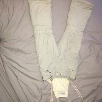 Girls Dior Ski Trousers age 10-11 10/10 condition used once salopettes.