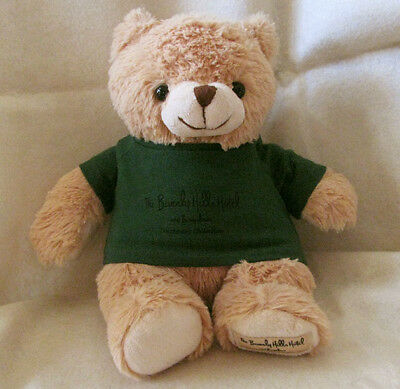The BEVERLY HILLS HOTEL & Bungalows Dorchester Collection TEDDY BEAR in T-Shirt