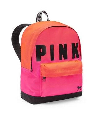Victorias Secret PINK Everyday Backpack Canvas NWT Spring 2018