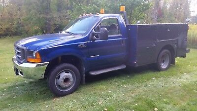 1999 Ford F450 Utility body 7.3 liter diesel with 98k
