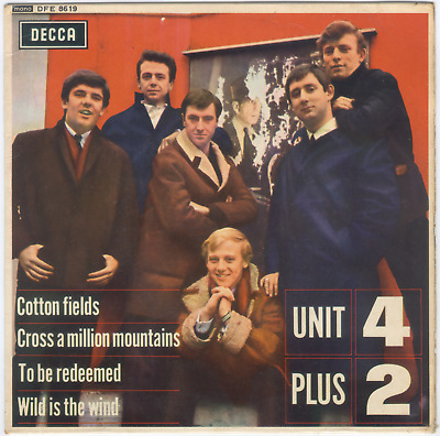 Beat - Unit For Plus Two - UK EP Decca DFE 8619