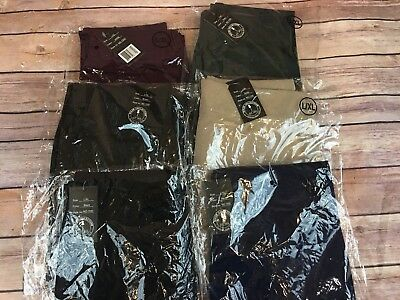 Maze Collection NWT Women's Lot Of 6 Leggings - Size L/XL - New! Resale!