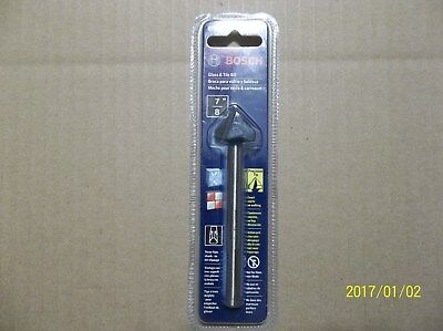 """Bosch 7/8"""" Glass and Tile Drill Bit"""