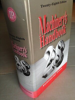 Machinery's Handbook 28th Edition used but in super shape