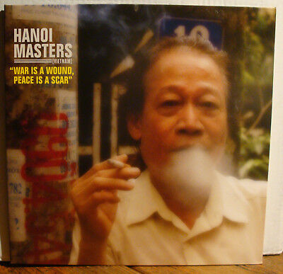 Lp Hanoi Masters - War Is A Wound, Peace Is A Scar  2015