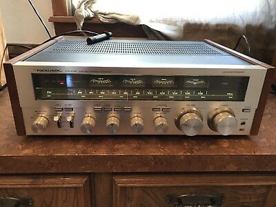 Realistic STA-2080 AM/FM Receiver