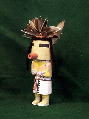 Hopi Kachina Doll - The Harvester Kachina - Old Style Beauty!