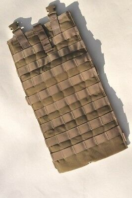 Eagle Industries FSBE 100oz Hydration Carrier Pouch MOLLE II Coyote Brown USMC