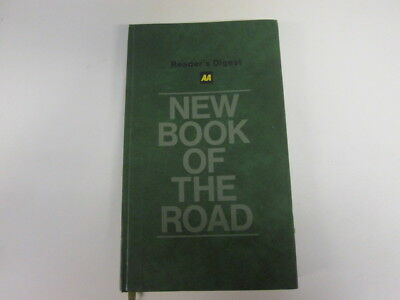 Good - Reader's Digest Aa: New Book Of The Road -  1980-01-01 No dust jacket. Th