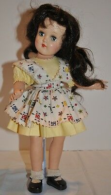 1950s TONI P-90 GORGEOUS by IDEAL - DESIRABLE VERY DARK HAIR!
