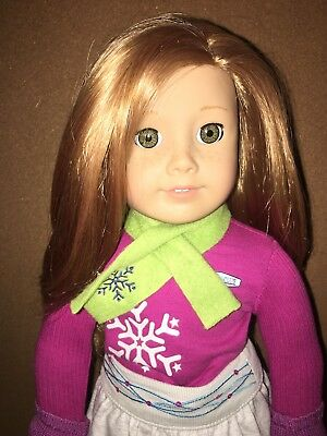 Mia St. Clair American Girl Doll of the Year 2008- Lightly Used, Great Condition