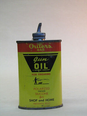 Handy oiler Outers  445 Gun oil for firearms lead spout 3oz hunting