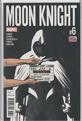 MOON KNIGHT #6 Marvel Comics vol 6 2016 2017 BRAND NEW Combined shipping