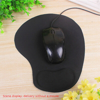 Anti-Slip Mouse Mat Pad With Foam Wrist Support Pc & Laptop
