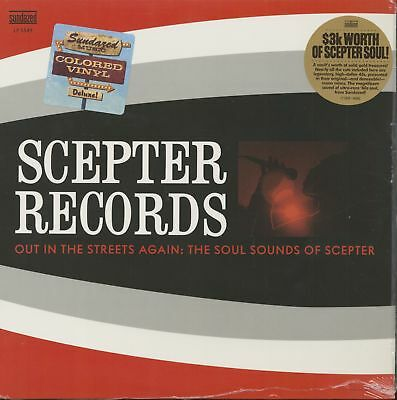 Various - Out In The Streets Again - The Soul Sounds Of Scepter (LP) - Vinyl ...