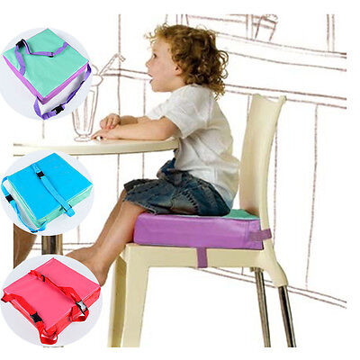 Chair Booster Cushion Toddler .Highchair Seat Pad High Chair Cover for Baby Kid*