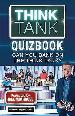 Think Tank: Can you Bank on the Think Tank? by ITV Ventures Limited-G031