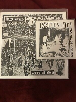 L'Attentat - Made In GDR LP + EP