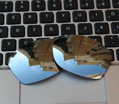 1c635b7520fb ACOMPATIBLE Polarized Lenses Replacement for-Oakley Cohort OO9301Silver  Mirror
