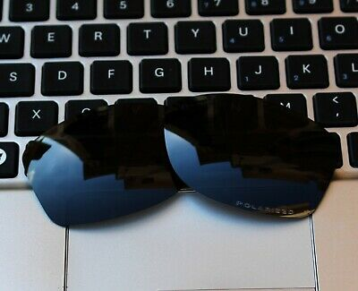 b471ff0a74 ACOMPATIBLE Polarized Lenses Replacement for-Oakley Cohort OO9301 Sunglass  Black