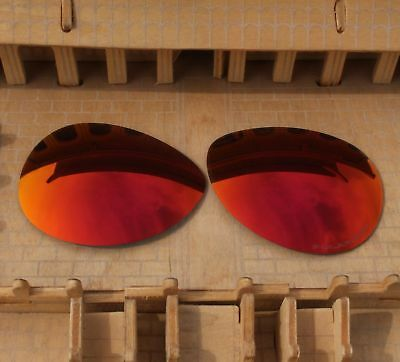 0891c45087b0 ACOMPATIBLE Polarized Replacement Lenses for-Oakley She s Unstoppable  OO9297 Red