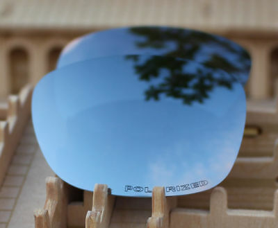 1395b4eaff ACOMPATIBLE Polarized Lens Replacement for-Oakley Forehand OO9179 Silver  Mirror