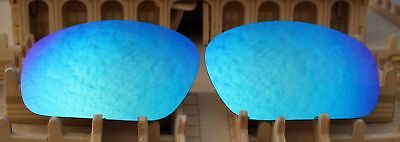 ffa4363911 ACOMPATIBLE Polarized Lenses Replacement for-Oakley Jawbone - Blue Mirror
