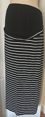 Women Maternity Skirt Sze 10  Marks & Spencer & Beyond Bnwt