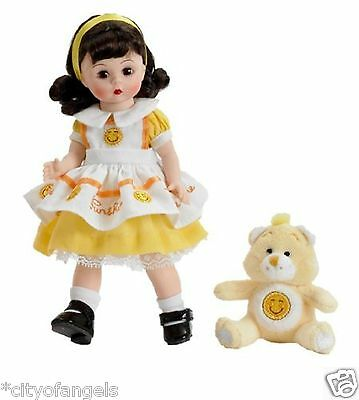 "MADAME ALEXANDER WENDY LOVES FUNSHINE BEAR 8""  MNIB NRFB Care"