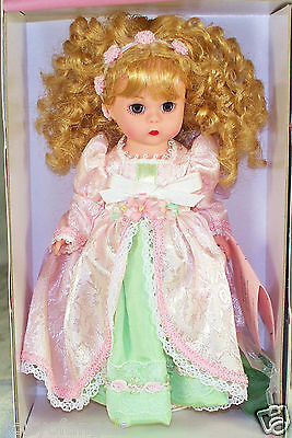 MADAME ALEXANDER PRINCESS & FROG Doll 8""