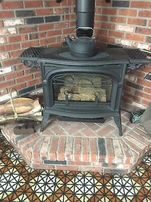 Vermont Castings Radiance Vented Propane Gas cast iron stove