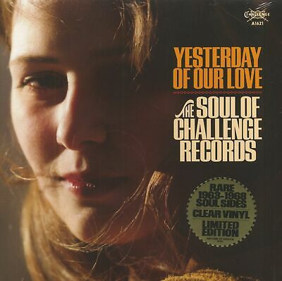 Various - Yesterday Of Our Love - The Soul Of Challenge Records - Vinyl Soul