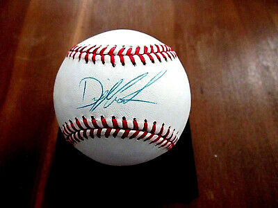 Dwight Gooden Doc 1985 Roy Cy Mets No Hit Yankees Signed Auto Vtg Baseball Jsa