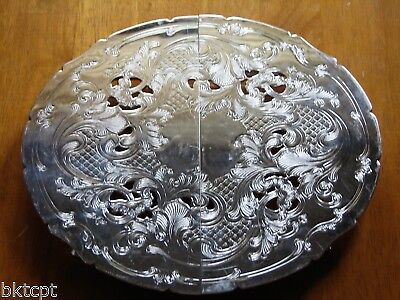 Gorham Silverplate Expandable Decorative Trivet - 10 to 16 Inches