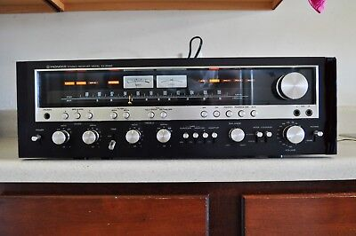 Pioneer Sx 5580 Receiver Fm & Am 120 Watt Per