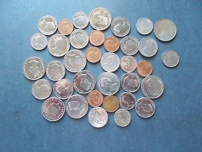 Cayman Islands coin lot
