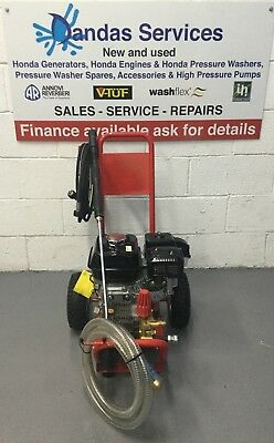 Honda GX200 Petrol Pressure Washer 180Bar/2700psi/12 Lpm - SPECIAL OFFER NOW ON!